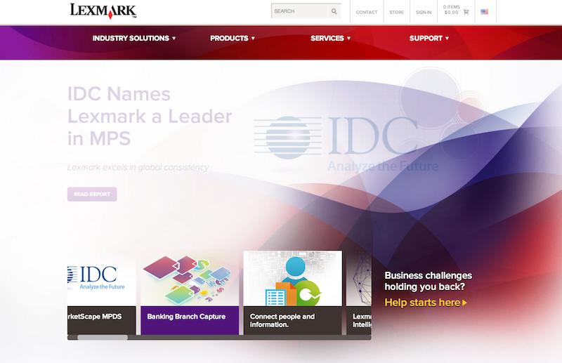 Lexmark - AEM Training