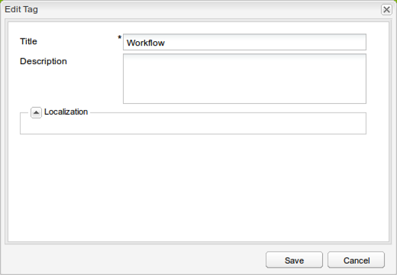CQ5 Upgrade Gotcha: Tag Localization