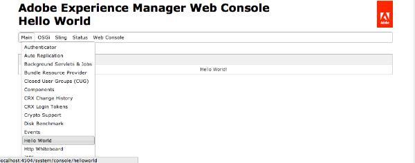 Service Boss Level Part 2: Custom Web Console Plugins