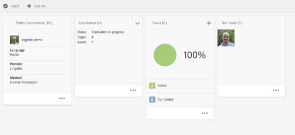 New in AEM 6.1: Human Translation API