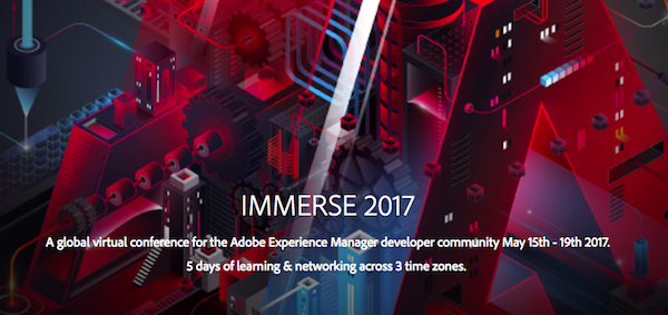 AEM DataLayer on Tour: IMMERSE17
