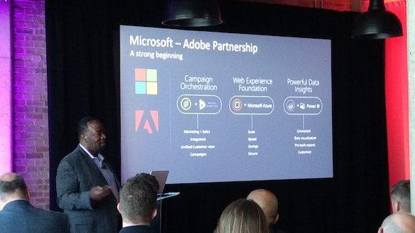Adobe and Microsoft, Bringing Together Marketing and Sales