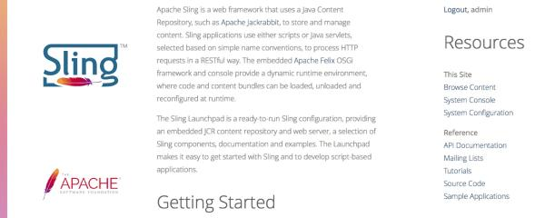 Introducing Apache Sling 10