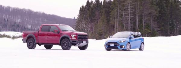 The Focus and the F-150